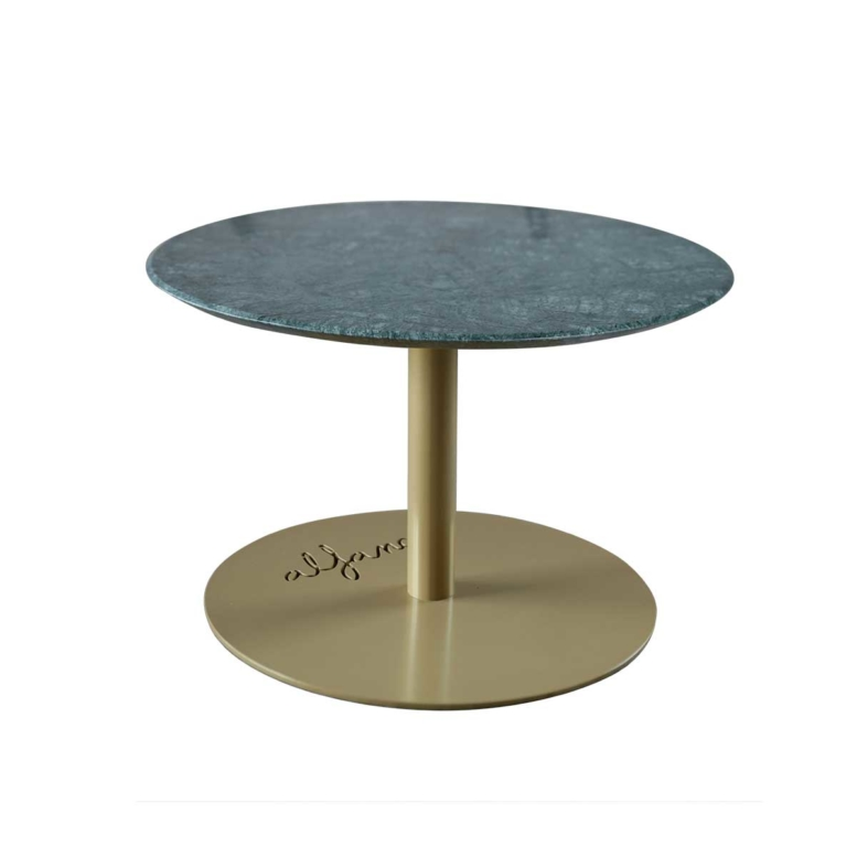 table d'appoint or