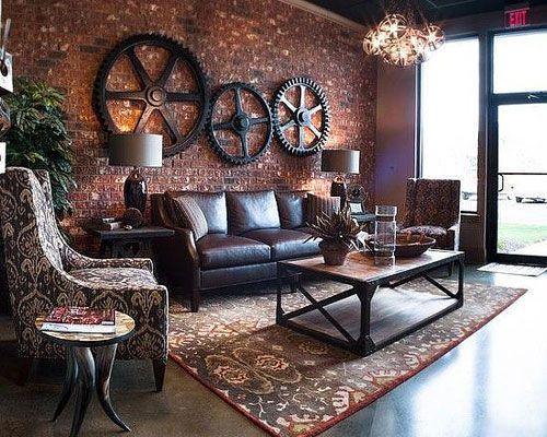 Comment décorer sa maison avec le style indus' ?